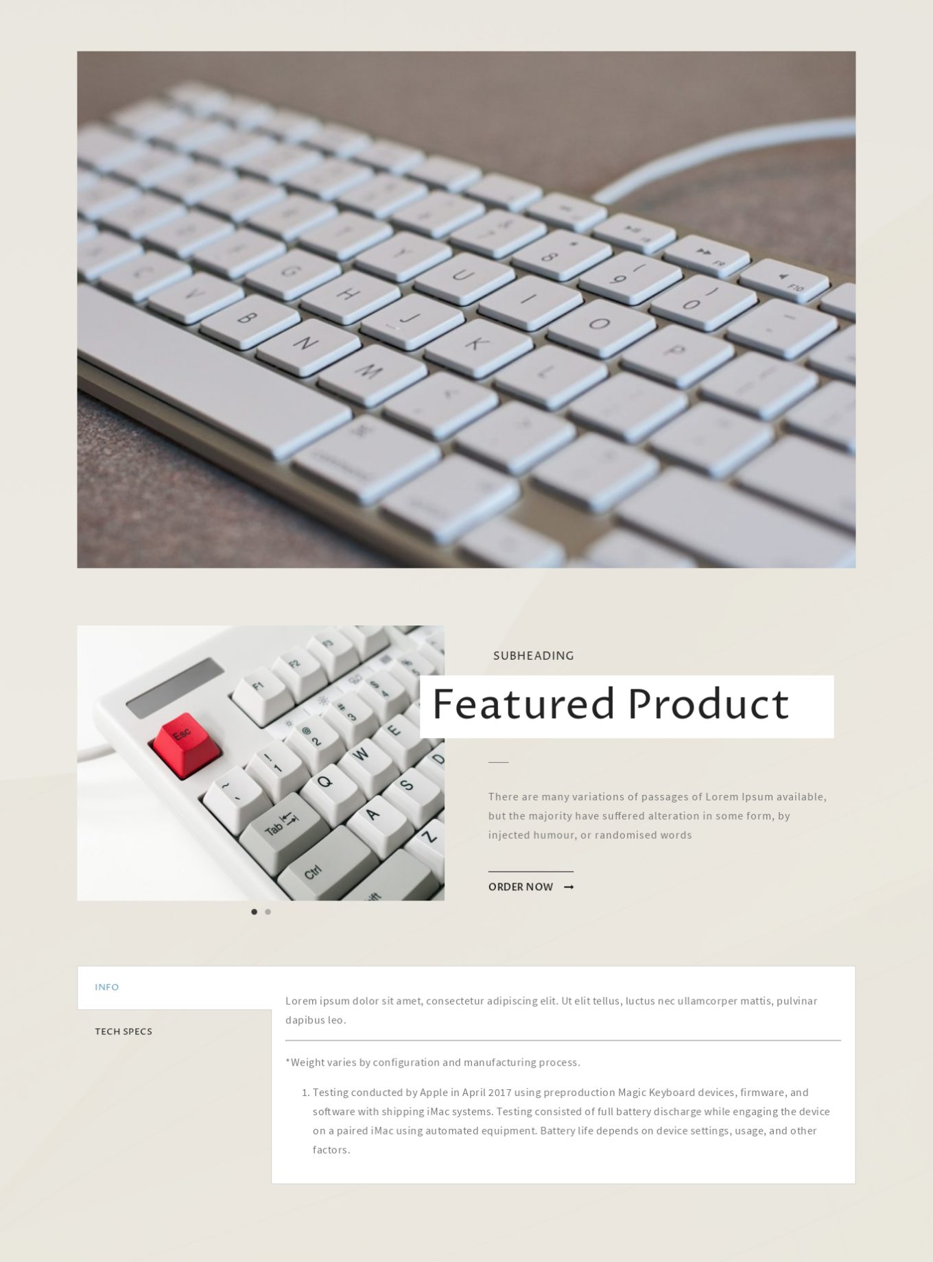 Featured Product 6