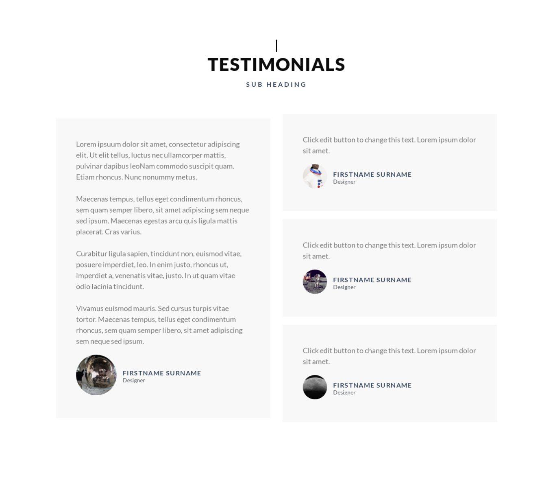 Testimonial Grid 2