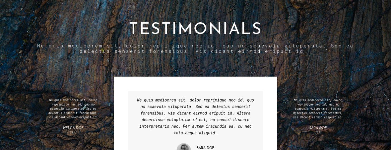 Testimonial Slider 6