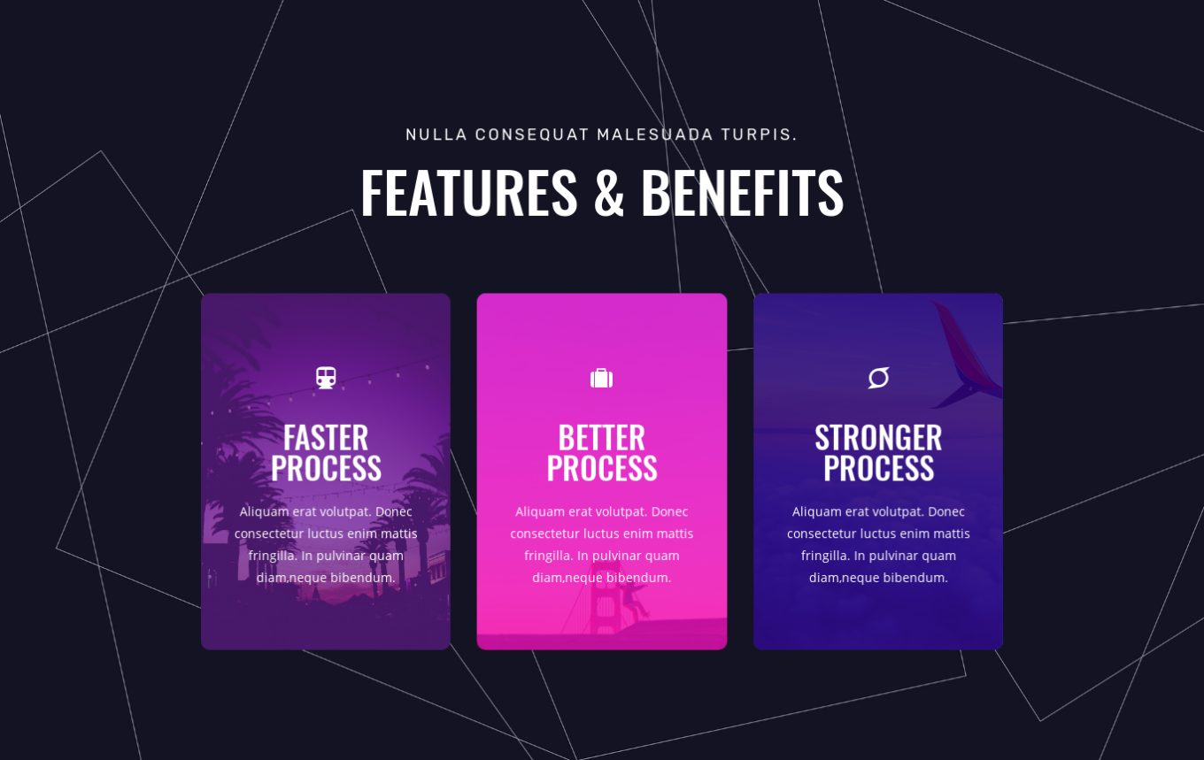 Features and Benefits 24